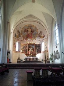 Figure 18-Intérieur de l'église