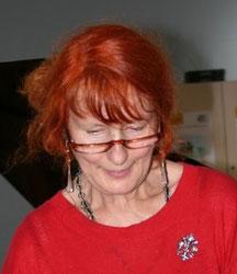 Regine Kress-Fricke, Autorin - Werklesung bei WORTRÄUME IV, GEDOK Kalrsruhe