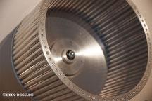 Voll-Aluminium Rädchen
