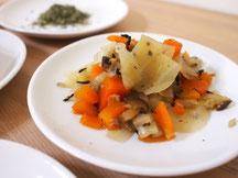 Holistic Delica Laboの野菜煮