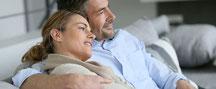 chez la conseillere conjugale (CCF), couple positif trouvant des solutions à leur probleme de communication de couple