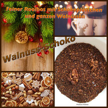 Rooibos Walnuss-Schoko