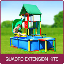 QUADRO Extension Kits Junglegym