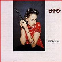 UFO - Misdemeanor (1985)