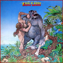 SAVOY BROWN - Skin'n'Bone (1976)