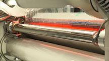 industrielle Qualitätskontrolle; CIS; Optoelektronik, Qualitätskontrolle, Industriescanner, digitale Bildverarbeitung; Contact Image Sensoren;