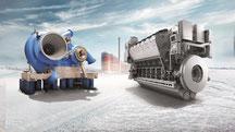 Großdieselmotoren; Turbomaschine; Mitarbeiterzeitschrift, Maschinenbau