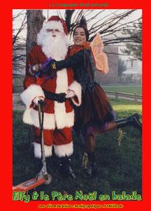 Elfy et le Père Noël