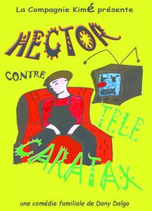 Hector Contre Télé Caratax
