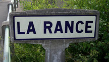 panneau La Rance