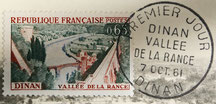 Timbre Vallée de la Rance.