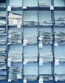 Buchhaltungsservice Presse, Archiv, Pressearchiv