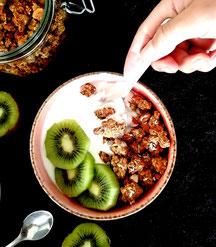 cuisinouverte.com, Crunchy granola.