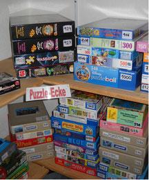 über 100 Puzzles