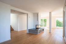 Sanierung und Innenarchitektur für ein Wohnhaus in Heidelberg
