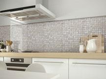 mosaico ceramica spacco bianco