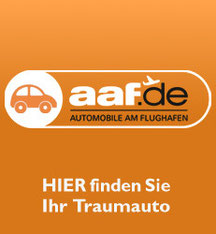 """Grafik: """"Mehr als 400 Traum-Autos: aaf.de Hamburg Norderstedt"""""""