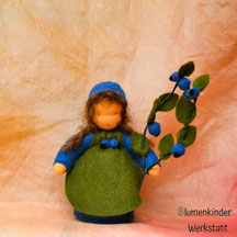 Blumenkinderwerkstatt Blaubeere