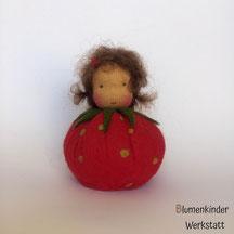 Blumenkinderwerkstatt Kugelkind Erdbeerchen