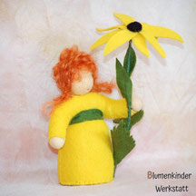 Blumenkinderwerkstatt Echinacea Sonnenhut
