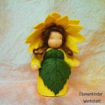 Blumenkinderwerkstatt Sonnenblume