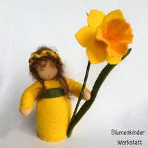 Blumenkinderwerkstatt Osterglocke