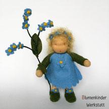 Blumenkinderwerkstatt Vergissmeinnicht Beinchen