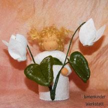 Blumenkinderwerkstatt Alpenveilchen