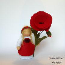 Blumenkinderwerkstatt Mohnblume
