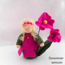 Blumenkinderwerkstatt Primel pink