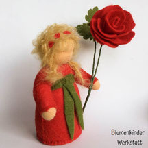 Blumenkinderwerkstatt Rose