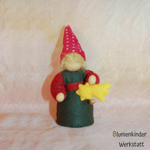 Blumenkinderwerkstatt Wichtelkind mit Sternschnuppe