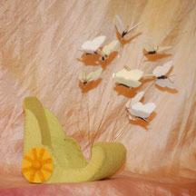 Blumenkinderwerkstatt  Frühlingewagen