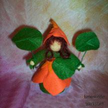Blumenkinderwerkstatt Kapuzinerkresse
