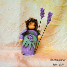 Blumenkinderwerkstatt Lavendel