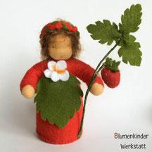 Blumenkinderwerkstatt Erdbeere
