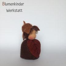 Blumenkinderwerkstatt Buchecker Kegelpuppe