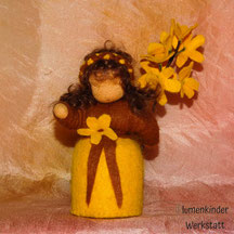 Blumenkinderwerkstatt Forsythie