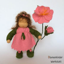 Blumenkinderwerkstatt Heckenrose mit Beinchen
