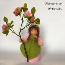 Blumenkinderwerkstatt Apfelblütenzweig