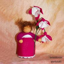 Blumenkinderwerkstatt Fuchsie hell