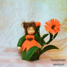 Blumenkinderwerkstatt Ringelblume Calendula