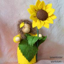 Blumenkinderwerkstatt Kiefernzapfen
