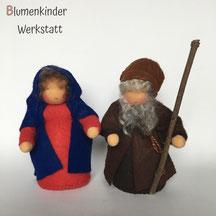 Blumenkinderwerkstatt Maria und Josef