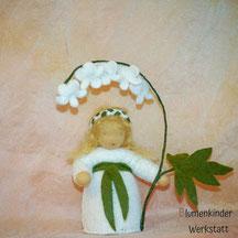 Blumenkinderwerkstatt Tränendes Herz weiss