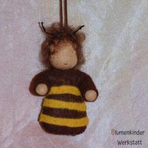 Blumenkinderwerkstatt Biene Baumhänger