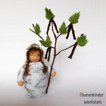 Blumenkinderwerkstatt Birke hell