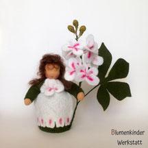 Blumenkinderwerkstatt Kastanienblüte