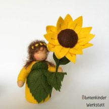 Blumenkinderwerkstatt Kürbis