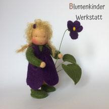 Blumenkinderwerkstatt Veilchen mit Beinchen